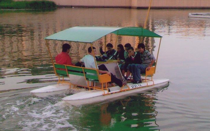 Водные лодки своими руками 19